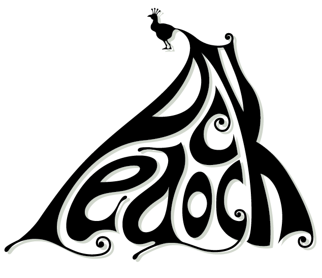 Lettering_Peacock