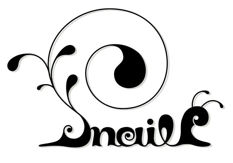 Lettering_Snail