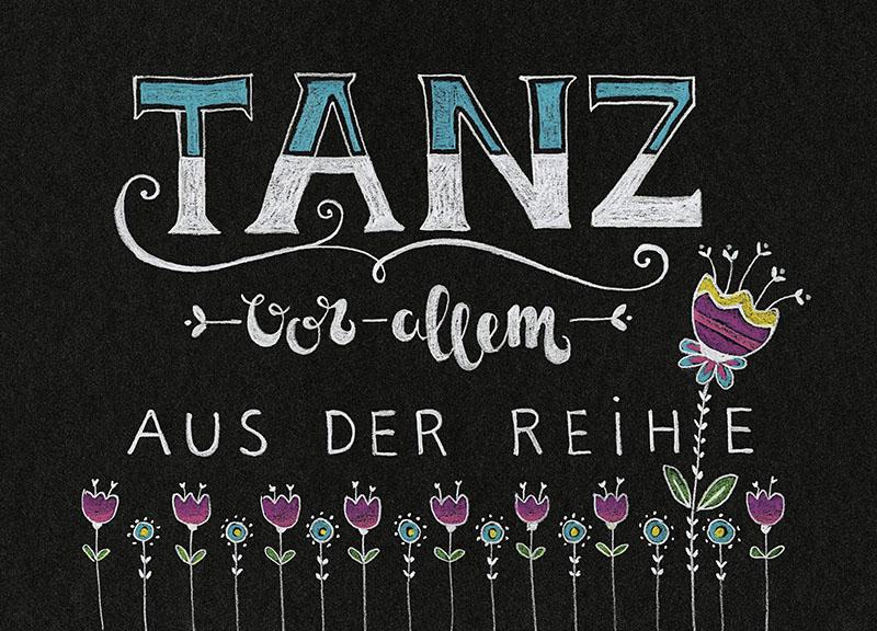 Chalkart_Tanz